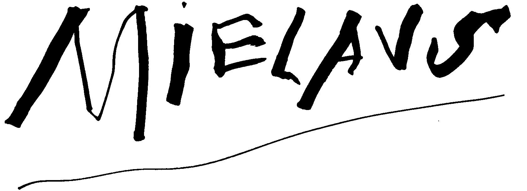 Mielavs logotips